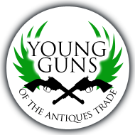 Keith Richards Antiques - Young Guns of the Antiques trade